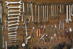 a set of tools